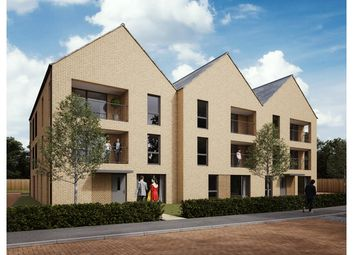 Thumbnail 1 bed flat for sale in The Coats, Plot 40, Divot Way, Basingstoke, Hampshire