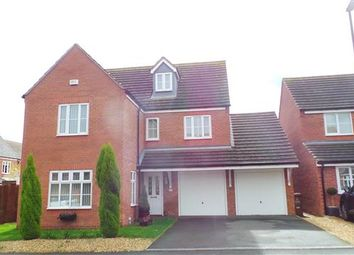 Thumbnail 5 bed detached house for sale in Amble Close, Streetly, Sutton Coldfield