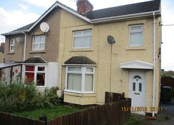 3 bed semi-detached house to rent in Dene Road, Choppington, Northumberland NE62