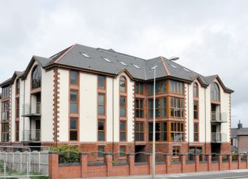 Thumbnail 2 bed flat to rent in John Robert Gardens, Carlisle