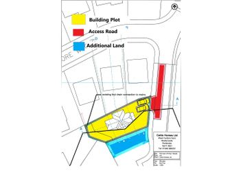 Thumbnail Land for sale in Sycamore Woods, Pembroke Dock