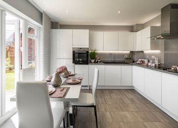 "Thumbnail 3 bed semi-detached house for sale in ""The Marlowe"" at North End Road, Yatton, Bristol"