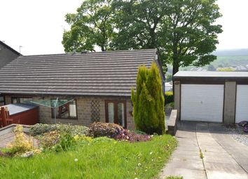 Thumbnail 2 bed semi-detached bungalow for sale in Longhouse Lane, Denholme, Bradford