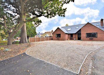 Thumbnail 5 bed detached house for sale in Fakenham Road, Taverham, Norwich