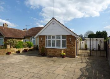 Thumbnail 2 bed bungalow for sale in Dorkins Way, Cranham, Upminster