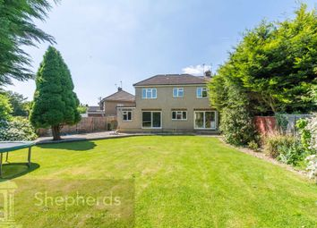 5 bed semi-detached house for sale in Trafalgar Avenue, Broxbourne, Hertfordshire EN10