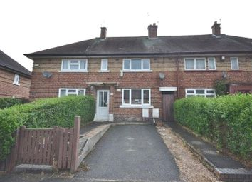 Thumbnail 2 bedroom terraced house to rent in Bangor Street, Chaddesden, Derby