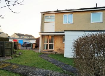 Thumbnail 3 bed end terrace house for sale in Forrester Green, Chippenham