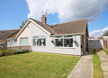 Thumbnail 3 bed semi-detached bungalow for sale in Abbottsbury, Pagham, Bognor Regis