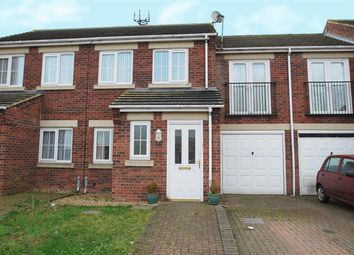 Thumbnail 3 bed terraced house for sale in Mulberry Way, Skegness