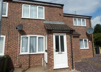 Thumbnail 2 bedroom terraced house to rent in Whitegates, Costessey, Norwich