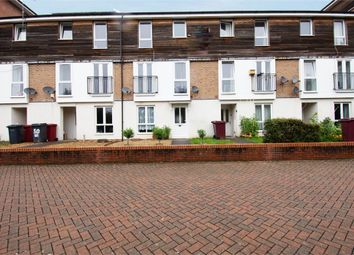 Thumbnail 4 bed town house for sale in Meadow Way, Caversham, Reading, Berkshire