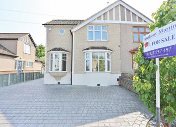Thumbnail 6 bed semi-detached house for sale in Nursery Avenue, Bexleyheath