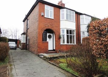 Thumbnail 3 bed semi-detached house for sale in Clarendon Road, Audenshaw, Manchester