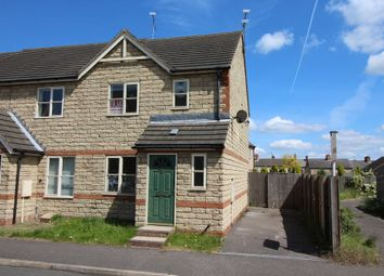 Thumbnail 3 bed semi-detached house to rent in New Scott Street, Langwith, Mansfield