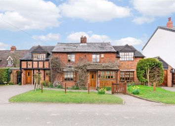 Thumbnail 4 bed cottage for sale in Oldwich Lane East, Kenilworth, Warwickshire