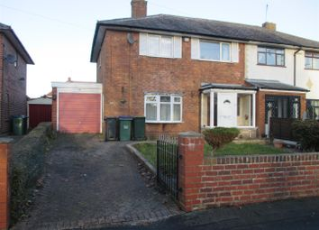 Thumbnail 3 bed semi-detached house to rent in Denbigh Road, Tipton