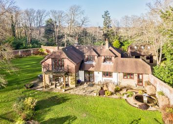 5 bed detached house for sale in Middle Road, Tiptoe, Lymington SO41