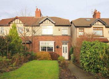 Thumbnail 4 bedroom semi-detached house for sale in Broad Green Road, Old Swan, Liverpool