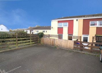 Thumbnail 2 bed end terrace house for sale in Cunningham Road, Plymouth