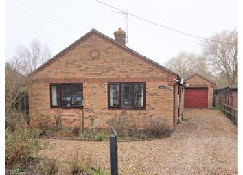 Thumbnail 2 bed detached bungalow for sale in New Road, Welney