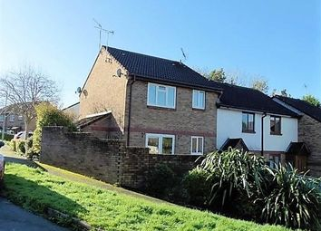 Thumbnail 1 bedroom end terrace house for sale in Gronau Close, Honiton