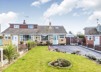 Thumbnail 2 bed bungalow for sale in Lime Close, Sandbach