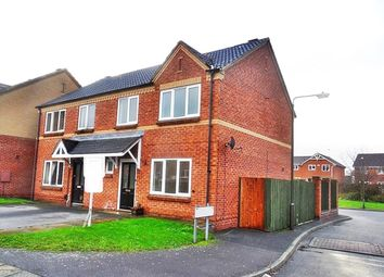 3 bed semi-detached house to rent in Wintergreen Drive, Littleover, Derby DE23