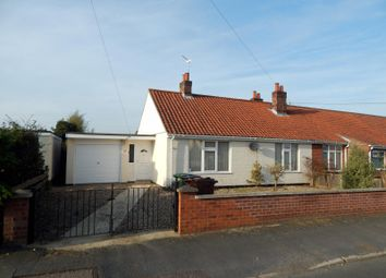 Thumbnail 2 bed bungalow to rent in Beaumont Road, New Costessey, Norwich