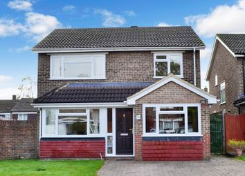 Thumbnail 3 bed detached house for sale in Byfields Road, Kingsclere, Newbury