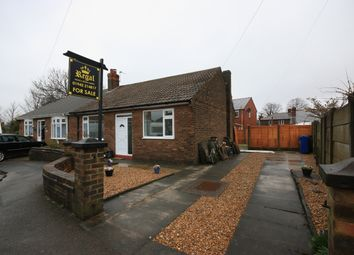 Thumbnail 2 bed bungalow for sale in The Crescent, Wigan