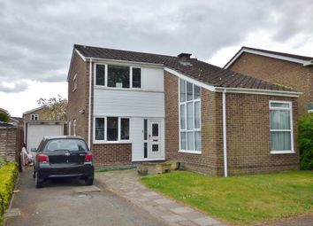 Thumbnail 3 bed detached house for sale in Globe Farm Lane, Blackwater, Camberley
