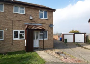 Thumbnail 1 bedroom semi-detached house to rent in Constable Close, Halesworth