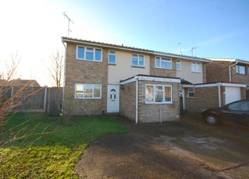 Thumbnail 3 bed semi-detached house for sale in Rushleydale, Springfield, Chelmsford