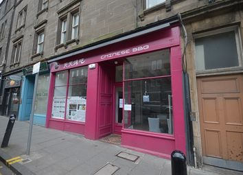 Thumbnail Restaurant/cafe for sale in Morrison Street, Edinburgh