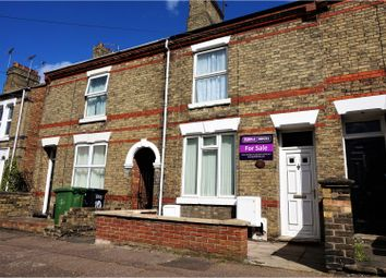 Thumbnail 3 bed terraced house for sale in Jubilee Street, Peterborough