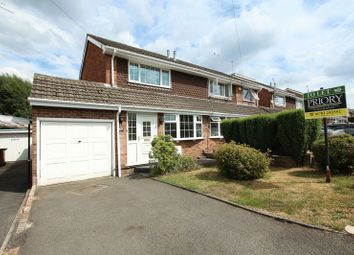 Thumbnail 2 bed semi-detached house to rent in Lyneside Road, Knypersley, Stoke-On-Trent