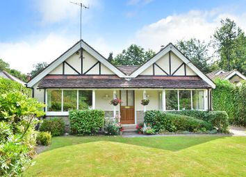 Thumbnail 4 bed detached bungalow for sale in Felcourt, East Grinstead, West Sussex
