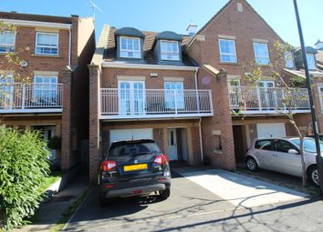 Thumbnail 3 bed town house for sale in Rodyard Way, Parkside, Cheylesmore