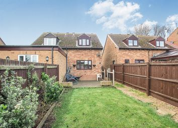 Thumbnail 1 bedroom semi-detached house for sale in Burnt House Road, Turves, Peterborough