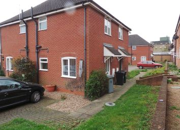 Thumbnail 1 bed terraced house to rent in Rycroft Street, Grantham