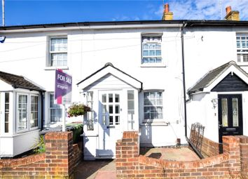 Thumbnail 2 bed terraced house for sale in The Rutts, Bushey Heath, Bushey, Hertfordshire
