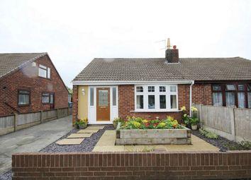 Thumbnail 2 bed semi-detached bungalow for sale in Jackson Street, Burtonwood, Warrington