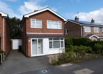 Thumbnail 3 bed detached house to rent in Dunbar Road, Coalville