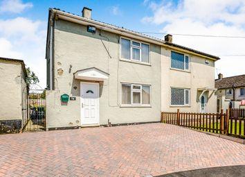 Thumbnail 2 bedroom semi-detached house for sale in Woodman Avenue, Bradley, Huddersfield