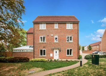 Thumbnail 5 bed town house for sale in Barberi Close, Littlemore, Oxford