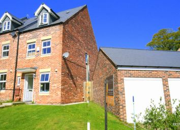 Thumbnail 3 bed town house to rent in Old Dryburn Way, Durham