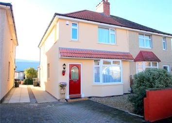 Thumbnail 3 bed semi-detached house for sale in Gerald Road, Ashton, Bristol