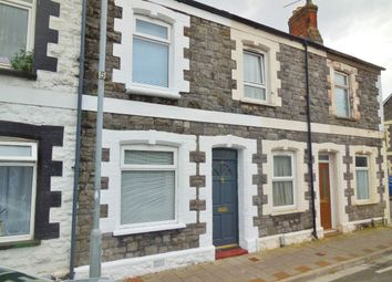 Thumbnail 2 bed terraced house to rent in Cumnock Place, Cardiff