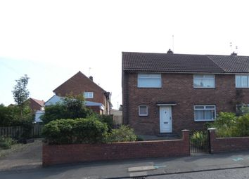Thumbnail 3 bed semi-detached house for sale in Shrigley Gardens, Newcastle Upon Tyne